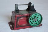 Blechspielzeug - Dampfmaschine Hammerwerk