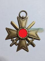 Kriegsverdienstkreuz mit Schwerter 2. Klasse - Hst. 87