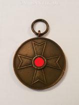 Kriegsverdienst Medaille 1939 mit Punze