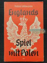 Buch - Englands spiel mit Polen