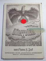 Buch - Österreich im Großdeutschen Volksreich