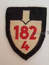 RAD Abteilung 4/182 - XVIII Niedersachsen-Ost