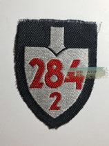 RAD Abteilung 2/284 - XXVIII Franken