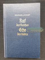 """Buch - """"Ruf des Reiches Echo des Volkes"""""""