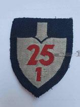 RAD Abteilung 1/25 - II Danzig-Westpreussen