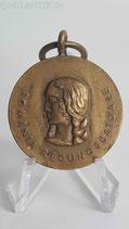 Rumänische Medaille - Kreuzzug gegen den Kommunismus (3)
