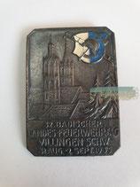 Treffabz. - 32. Badischer Landes Feuerwehrtag 1935 in Villingen