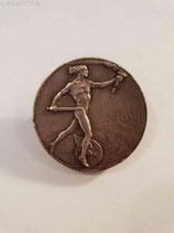 """Medaille - """"Fackelläufer"""" Wilhelm II"""