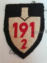 RAD Abteilung 2/191 - XIX Niedersachsen-West