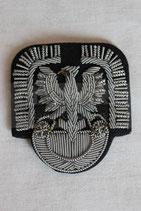 Mützenemblem für Offiziersschirmmütze Polen