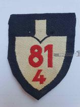 RAD Abteilung 4/81 - VIII Brandenburg-Ost
