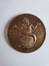 Medaille - Inflationsmedaille 1923