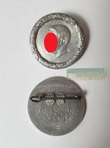 """WHW - 1935-36 """"Der Führer dankt"""""""