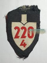 RAD Abteilung 4/220 - XXII Hessen-Nord