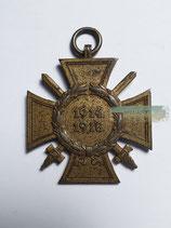 Ehrenkreuz für Frontkämpfer - L. NBG. (2)