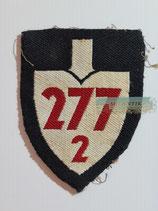 RAD Abteilung 2/277 - XXVII Baden