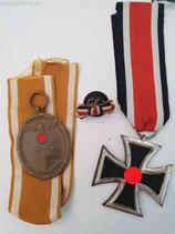 Set - Westwall & Eisernes Kreuz 2. Klasse