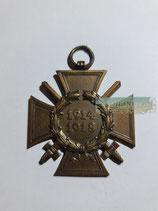 Ehrenkreuz für Frontkämpfer - 32 R.V. Pforzheim (2)