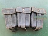 Patronentasche zum K98 - Bautzen 1943