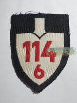 RAD Abteilung 6/114 - Dörnikau XI Mittelschlesien