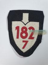 RAD Abteilung 7/182 - XVIII Niedersachsen-Ost
