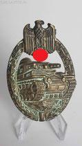 Panzerkampfabzeichen Silber Deumer
