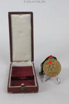 Medaille - 1. Oktober 1938 im Etui