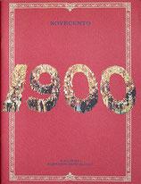 1900年(オリジナル英語バージョン/伊・仏・西独合作映画/パンフレット)