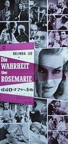 娼婦ローズマリーの真相(西ドイツ映画/プレスシート)