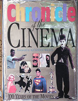 Chronicle of the CINEMA(100 Years of the Movies)洋書