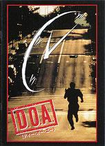 D・O・A ディー・オー・エー(アメリカ映画/パンフレット)