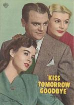 明日に別れの接吻を(アメリカ映画・外国映画社/プログラム)