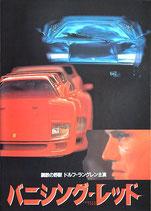 バニシング・レッド(パンフレット洋画)