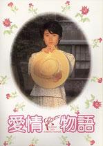 愛情物語(邦画パンフレット)