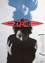 ZAZIE・ザジ(邦画ポスター)