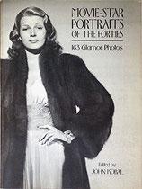40年代映画スター・ポートレート(洋書写真集)163Glamor Phot