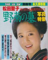 松田聖子 野菊の墓写真特集(ヤング・アイドル・ナウ別冊号/映画雑誌)