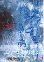 新世紀エヴァンゲリオン・2015年の女神たち(eve・キャラクター・ピクチャー・ブック/映画書)