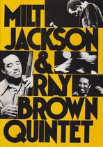 ミルト・ジャクソン&レイ・ブラウン・クィンテット(音楽プログラム)