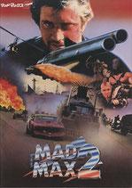 マッド・マックス2(A3判ポスター付・オーストラリア映画/パンフレット)
