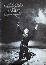 ハムレット(L・オリビエ/パンフレット洋画)