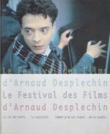 アルノー・デプレシャン映画祭 デプレシャンに恋をする(パンフレット洋画)