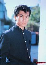 ビー・バップ・ハイスクール 高校与太郎完結篇(仲村トオル)(邦画ポスター)