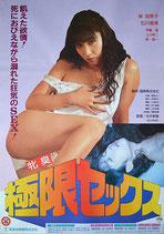 牝臭 極限セックス(ピンク映画ポスター)