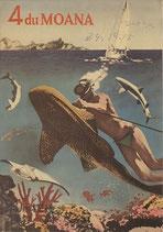 海底探検世界一周(仏・映画・外国映画出版社/パンフレット)