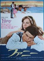 ファニー(リバイバル/アメリカ映画・プレスシート)