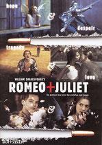 ロミオ+ジュリエット(レオナルド・ディカプリオ主演/洋画パンフレット)