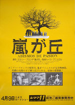 嵐が丘(イラセマ・ディリアン・R)(洋画ポスター)