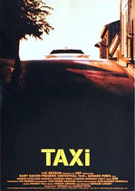 TAX タクシー(洋画プレスシート)