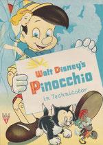 ピノキオ(パンフレット洋画)
